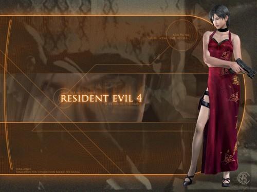 Capcom, Resident Evil 4, Ada Wong Wallpaper