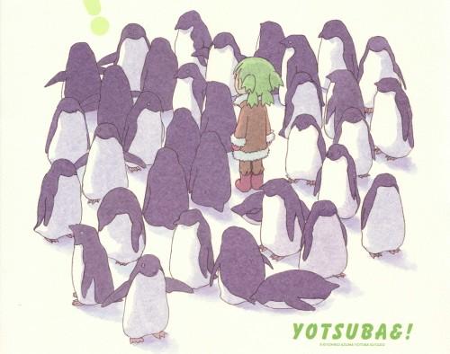 Kiyohiko Azuma, Yotsubato!, Yotsuba Koiwai