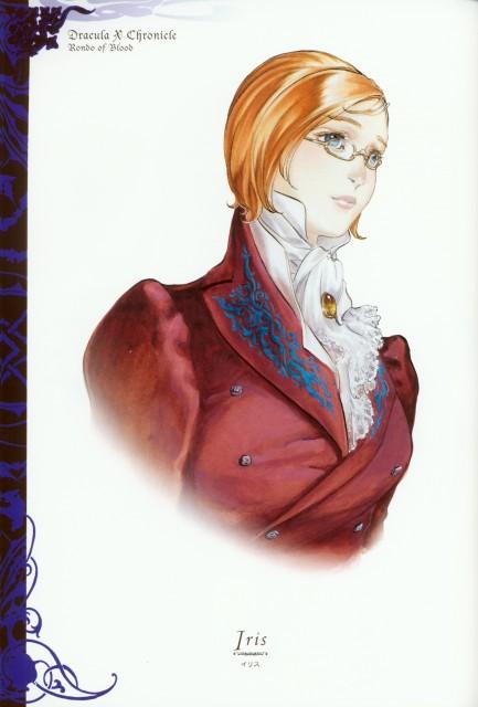 Ayami Kojima, Castlevania, Iris (Castlevania)