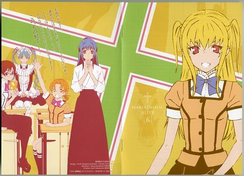 Minari Endou, Shaft (Studio), Maria Holic, Matsurika Shinouji, Mariya Shido