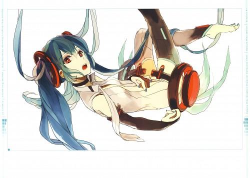 Loo, One*way's, CV01 Hatsune Miku, Vocaloid, Miku Hatsune