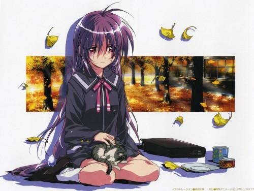 E-ji Komatsu, ASCII Media Works, Iriya no Sora UFO no Natsu, Iriya Kana