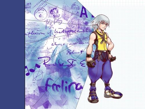 Square Enix, Kingdom Hearts, Riku Wallpaper