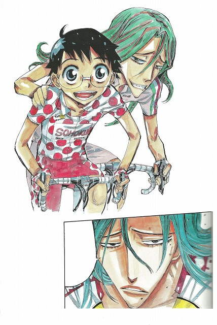 Wataru Watanabe, TMS Entertainment, Yowamushi Pedal, Yowamushi Pedal Colors, Sakamichi Onoda
