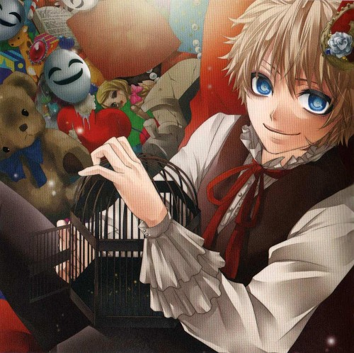 Hakuseki, Vocaloid, Valshe, Album Cover