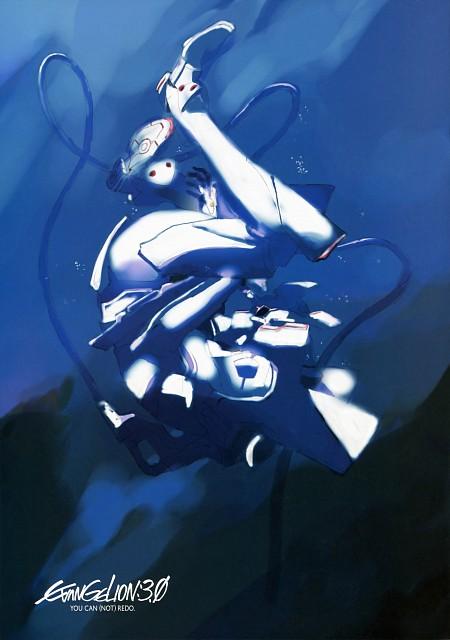 Gainax, Khara, Neon Genesis Evangelion, Evangelion 3.0 Theatrical Booklet, Unit-01