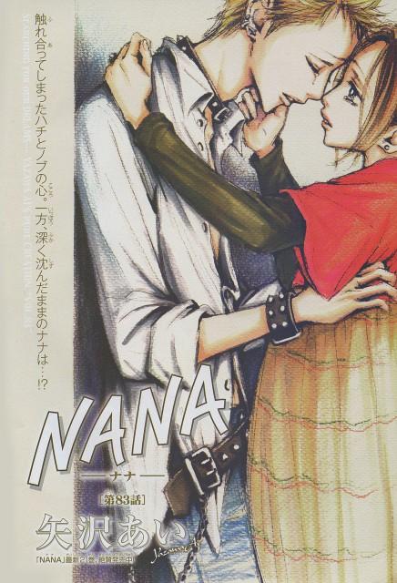 Ai Yazawa, Madhouse, NANA, Nana Komatsu, Nobuo Terashima