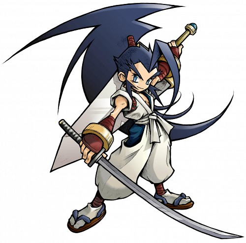 Square Enix, Brave Fencer Musashi, Musashi (Brave Fencer Musashi)