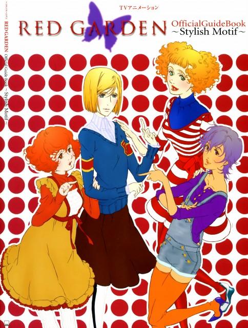 Kirihito Ayamura, Gonzo, Red Garden, Rose Sheedy, Kate Ashley