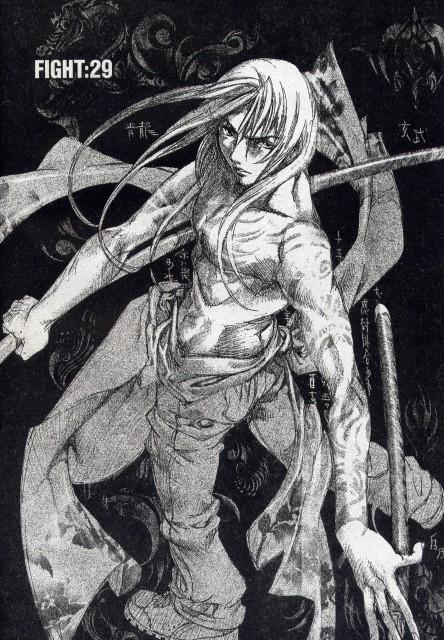 Oh! Great, Tenjou Tenge, Natsume Shin