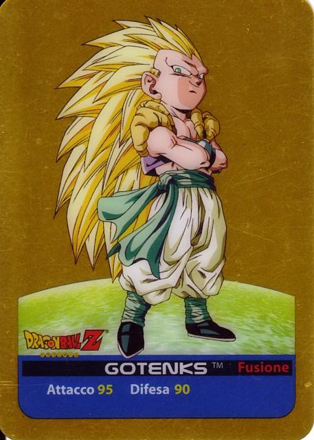 Akira Toriyama, Toei Animation, Dragon Ball, Gotenks, Trading Cards