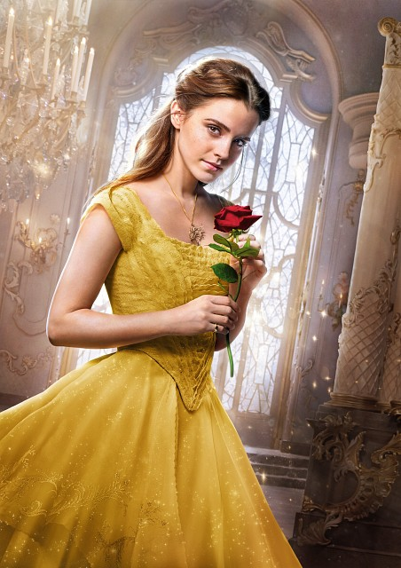 Mandeville Films, Walt Disney Company, Beauty And The Beast (2017 Film), Belle, Pin-up Poster