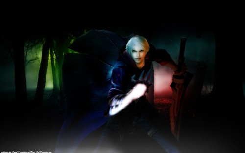 Capcom, Devil May Cry, Nero Wallpaper