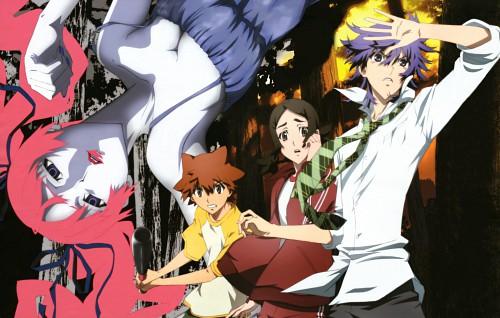 Ryu Fujisaki, Daume, Corpse Demon, Kaori Tanaka, Megumi Shimizu