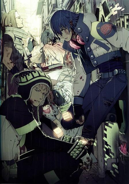 Honyarara, Nitro+, DRAMAtical Murder, Mink (DRAMAtical Murder), Koujaku