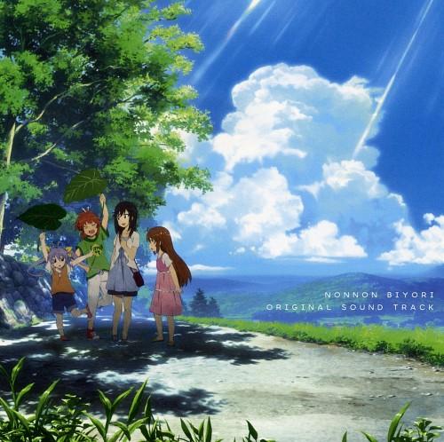 Atto, Silver Link, Non Non Biyori, Renge Miyauchi, Hotaru Ichijou