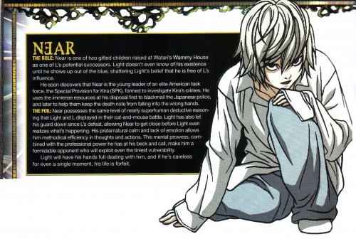 Madhouse, Death Note, Near