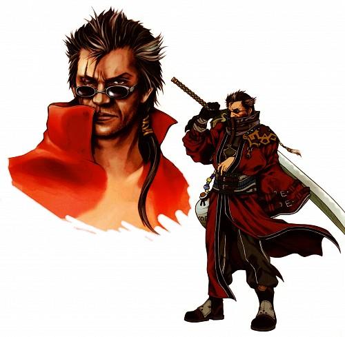 Square Enix, Final Fantasy X, Auron