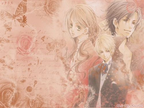 Asako Takaboshi, Artland, Earl and Fairy, Kelpie, Lydia Carlton Wallpaper
