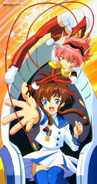 CLAMP, Angelic Layer, Hikaru (Angelic Layer), Misaki Suzuhara