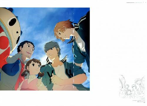 Shigenori Soejima, Atlus, Soejima Shigenori Artworks 2004-2010, Shin Megami Tensei: Persona 4, Ryoutarou Doujima