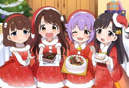 A-1 Pictures, Aniplex, Idol Master: Cinderella Girls, Uzuki Shimamura, Mayu Sakuma