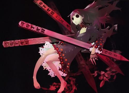 Ryu Fujisaki, Daume, Corpse Demon, Shiki Visual Works, Sunako Kirishiki