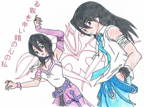 Kubo Tite, Studio Pierrot, Bleach, Hisana Kuchiki, Byakuya Kuchiki