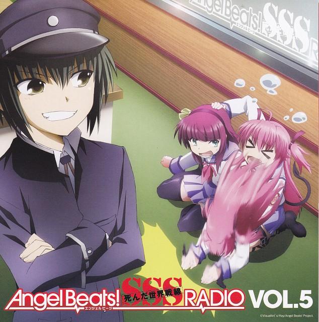 Na-Ga, Key (Studio), Angel Beats!, Ayato Naoi, Yui (Angel Beats!)