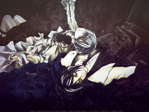 Shina Himetsuka, Kuroshitsuji, Sebastian Michaelis, Ciel Phantomhive Wallpaper