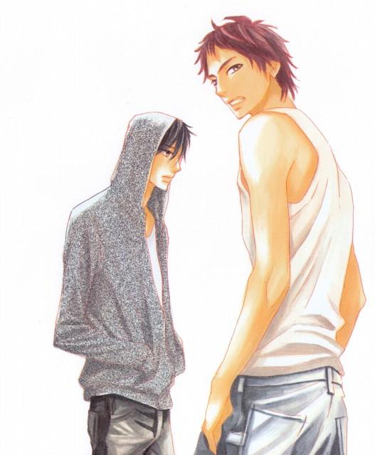 Ayu Watanabe, L DK, Shuusei Kugayama, Manga Cover