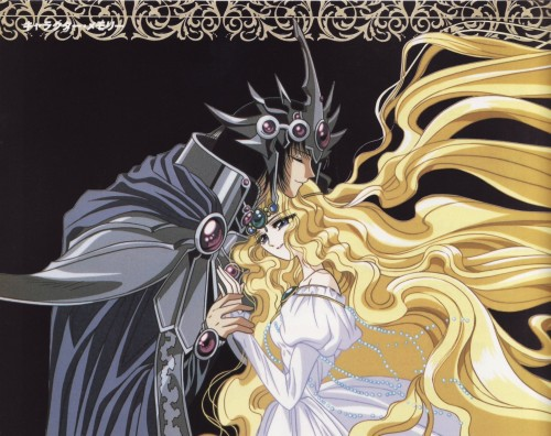 CLAMP, Magic Knight Rayearth, Zagato, Emeraude