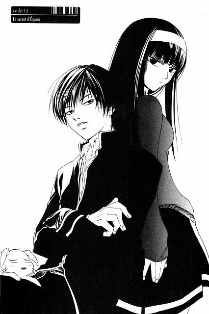 Akimine Kamijyo, Code: Breaker, Sakura Sakurakouji, Rei Ogami, Koinu
