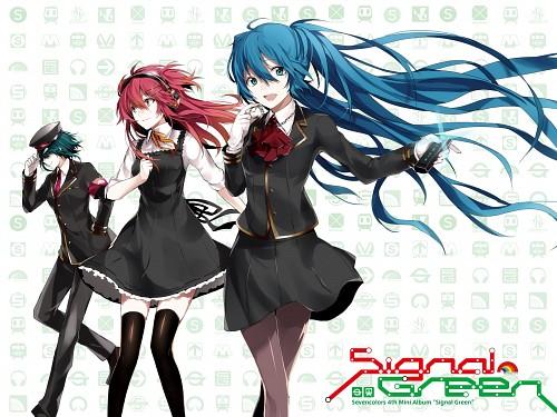 Ako Arisaka, Vocaloid, Nanase Kanon, Gumi, Miku Hatsune