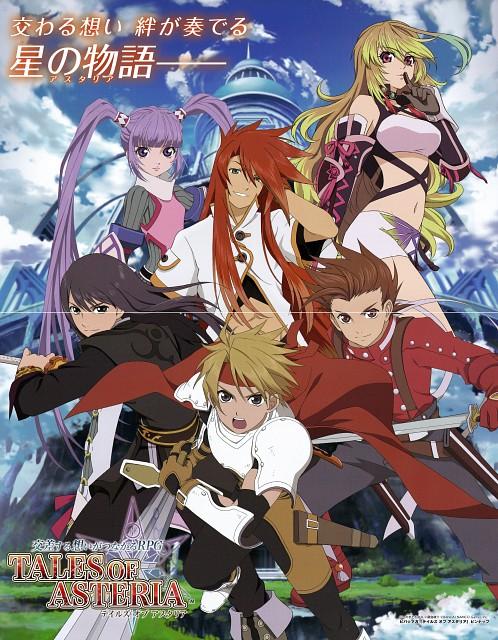 Mutsumi Inomata, Kousuke Fujishima, Namco, Tales of Vesperia, Tales of Xillia