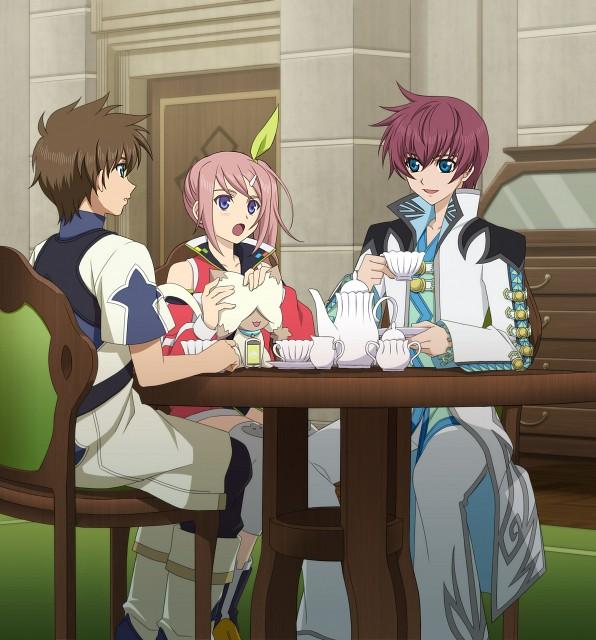 Daigo Okumura, Mutsumi Inomata, Namco, Tales of Link, Tales of Graces