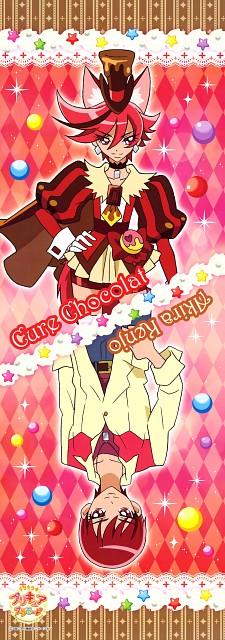 Toei Animation, Kirakira Precure A La Mode, Akira Kenjou, Cure Chocolat, Stick Poster