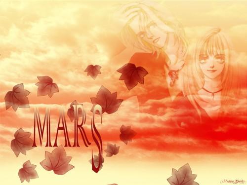 Fuyumi Souryo, Mars, Kira Aso, Rei Kashino Wallpaper