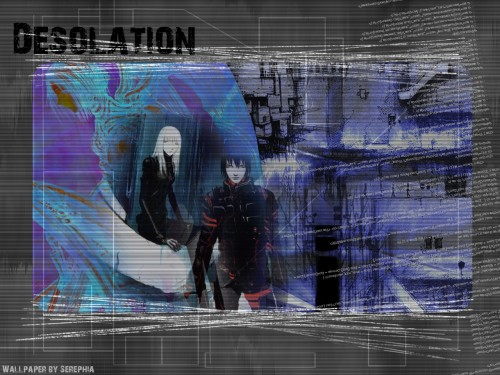 Tsutomu Nihei, Blame!, Cibo, Killy Wallpaper