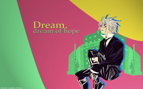 Katsura Hoshino, TMS Entertainment, D Gray-Man, Allen Walker, Vector Art Wallpaper