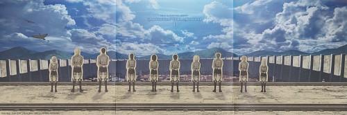 Hajime Isayama, Production I.G, Shingeki no Kyojin, Krista Lenz, Armin Arlert