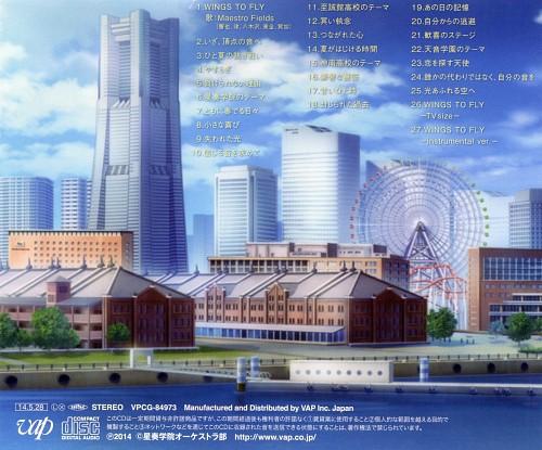 Yuki Kure, Koei, Kiniro no Corda 3, Album Cover