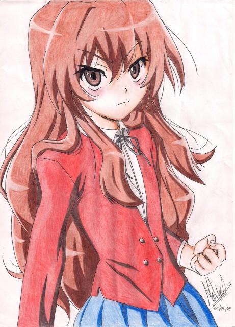 Toradora!, Taiga Aisaka, Member Art