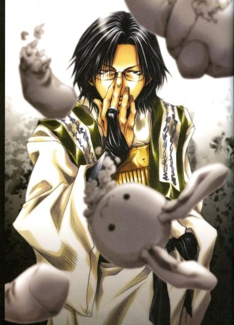 Kazuya Minekura, Studio Pierrot, Saiyuki, Salty Dog III, Ni Jianyi