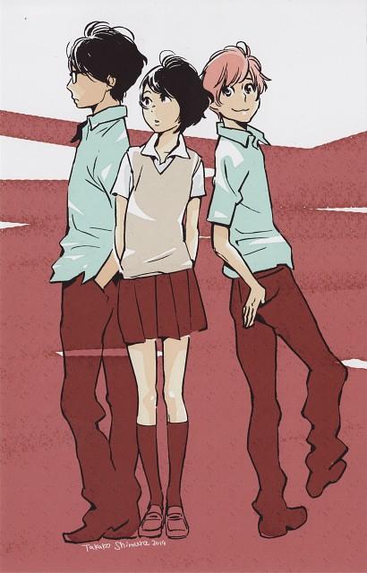Takako Shimura, MAPPA, Aniplex, Zankyou no Terror, Lisa Mishima