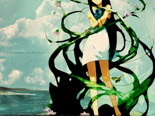 Saya no Uta Wallpaper