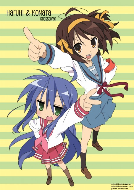 Yoshimizu Kagami, Noizi Ito, Kyoto Animation, The Melancholy of Suzumiya Haruhi, Lucky Star