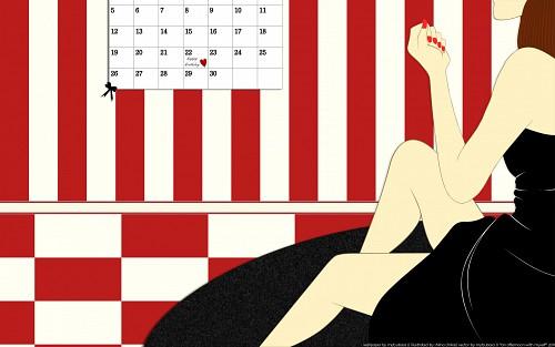 Chika Shiina, Vector Art, Places Wallpaper