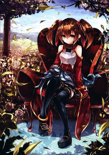 Beancurd, SAO Restart Story, Sword Art Online, Pina, Keiko Ayano