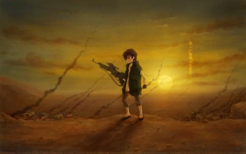 Yun Kouga, Sunrise (Studio), Mobile Suit Gundam 00, Setsuna F. Seiei Wallpaper